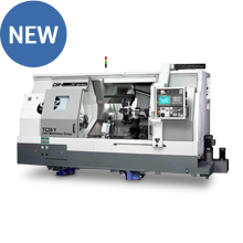 CMZ TC 35Y-1350 Turning / Milling Machine